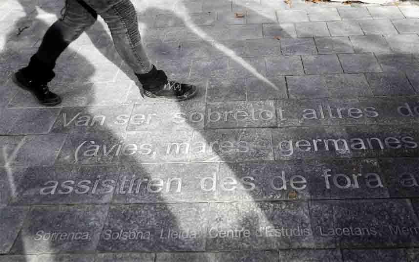 Barcelona inaugura el espacio de memoria de la Cárcel de Mujeres de Les Corts