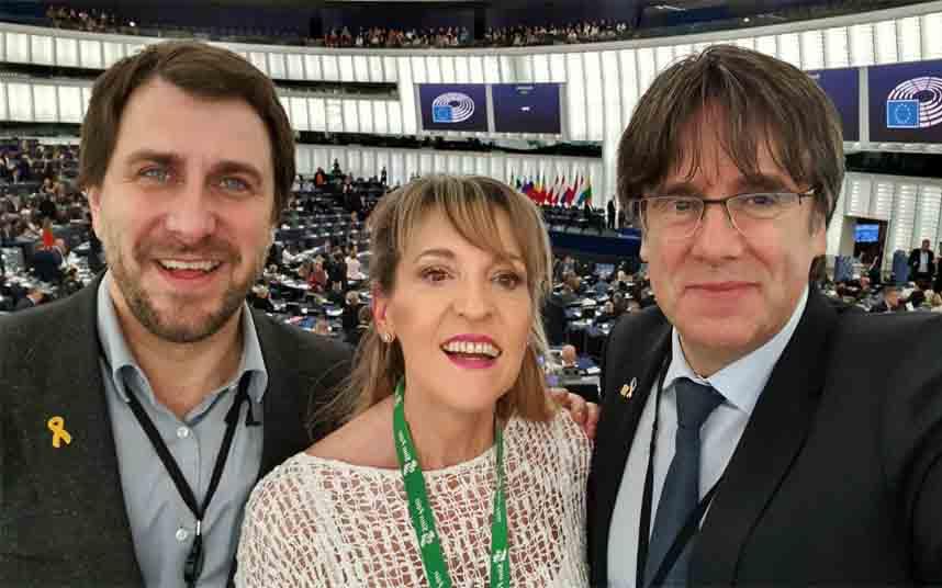 Francia no detendrá a Puigdemont en Perpiñán porque tiene inmunidad