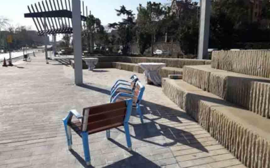 La Ronda de Dalt estrena la urbanización del nuevo tramo en la Vall d'Hebron