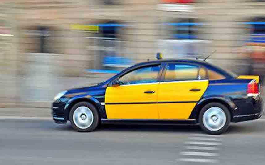 Amenazas a los taxistas en las redes sociales