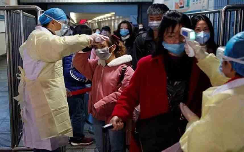 La OMS pone nombre al coronavirus: COVID-19. Los muertos han aumentado a más de 1000