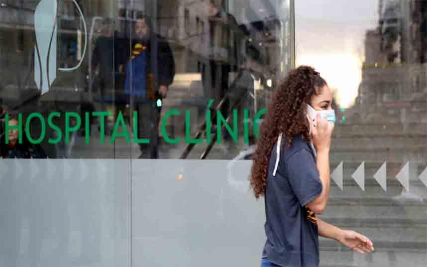 Información del Ayuntamiento de Barcelona acerca del Coronavirus