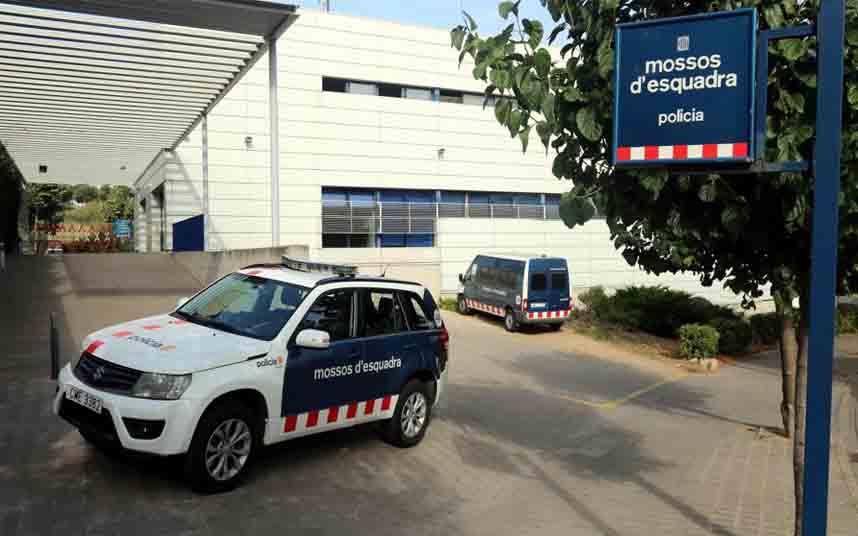 Los Mossos investigan la muerte de un hombre en Figueres