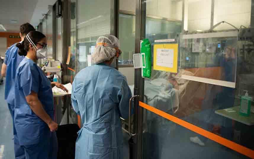 184 muertos y 1.131 positivos por coronavirus en un día en Catalunya