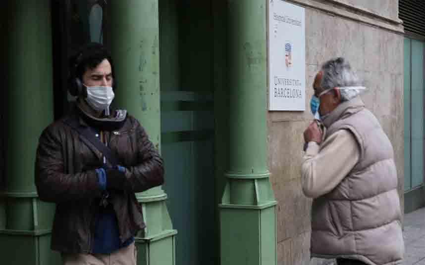 Catalunya supera los 1000 muertos por coronavirus