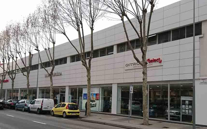 Citroën España juega con el sustento de dos familias en Barcelona
