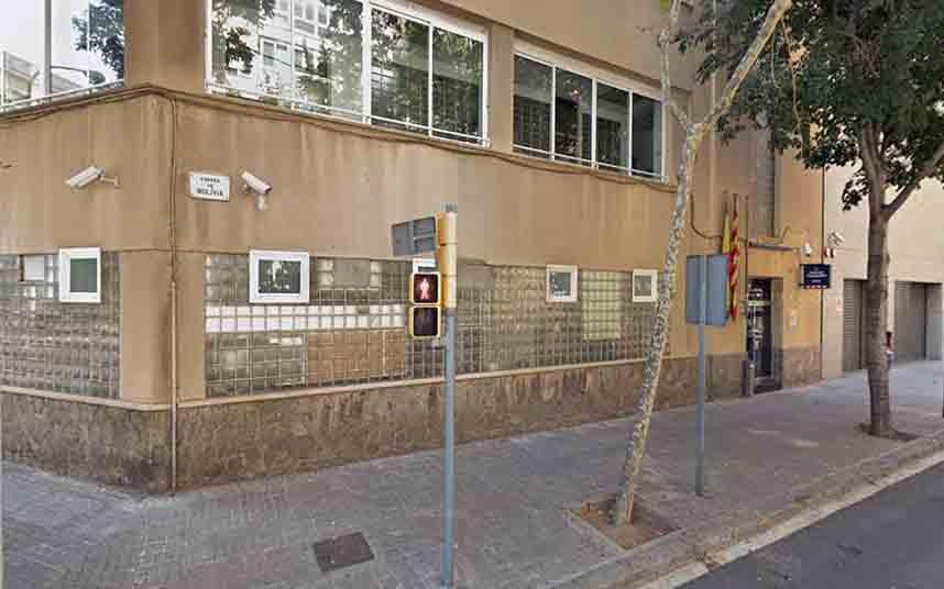 Detenido en Santa Coloma un hombre que tenía que entrar en prisión y vivía en un hotel