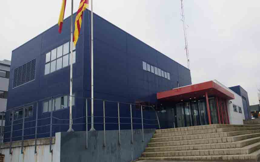 Ingresan en prisión dos hombres por dos robos violentos en Igualada