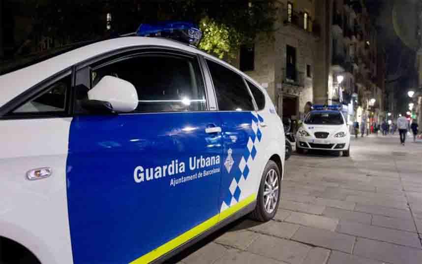 La Guardia Urbana lleva puestas 5.785 denuncias por incumplir el confinamiento