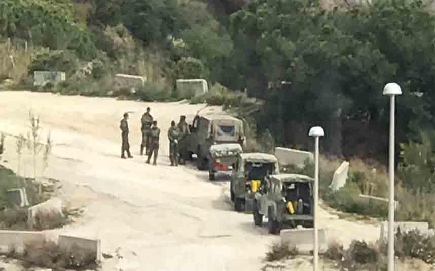 La dirección del Hospital Can Ruti de Badalona impide la entrada del ejército
