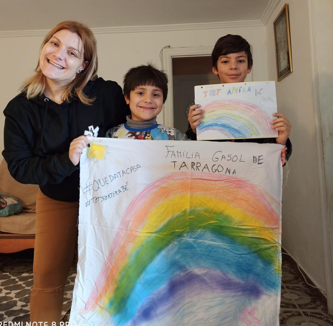 Lorena, Leo y Jesús - Tarragona