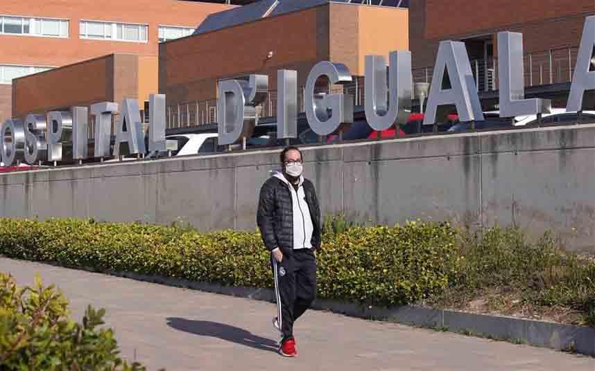 Peor día en Catalunya por el coronavirus: 262 muertos y más de 2.600 positivos