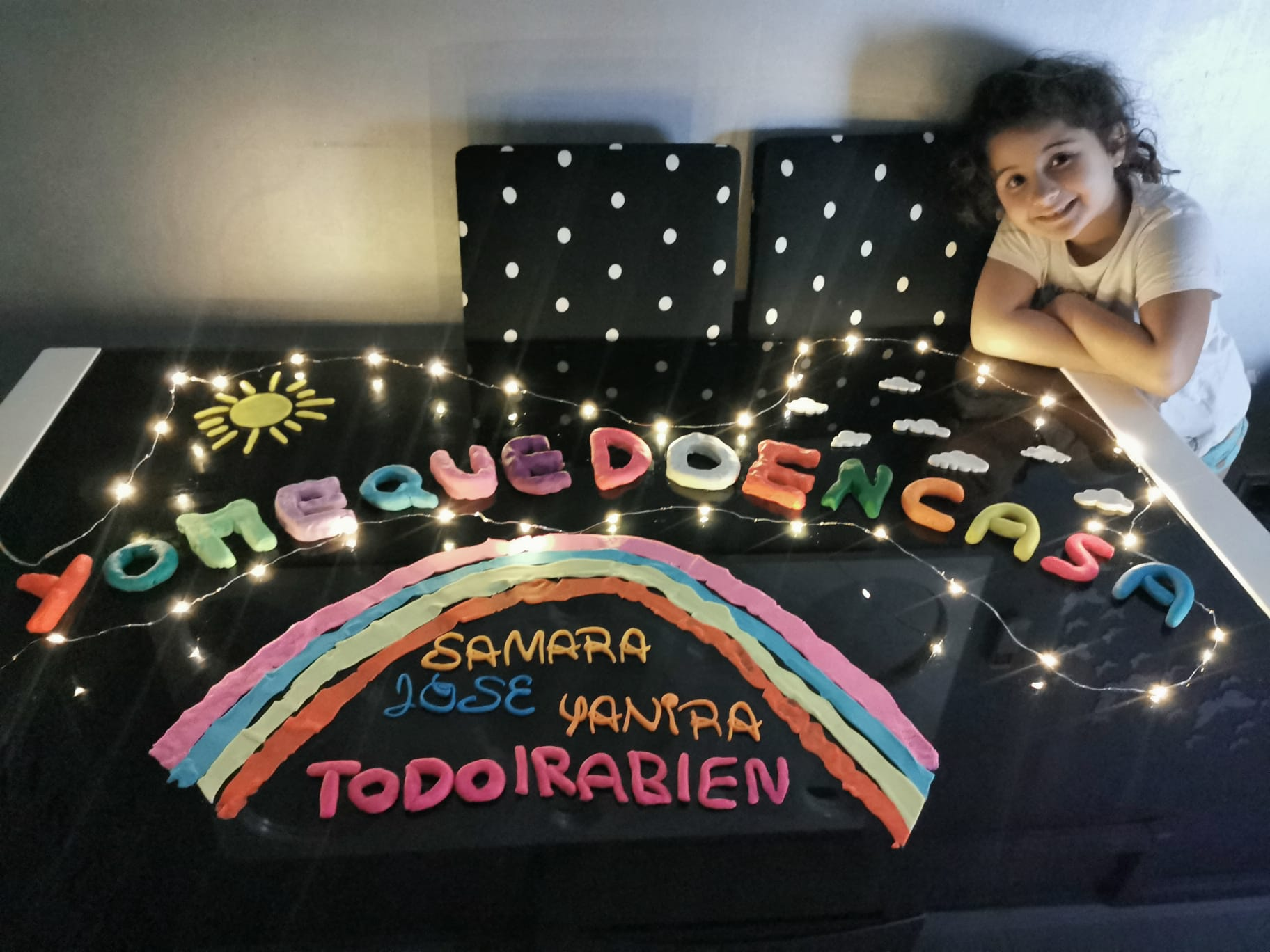 Samara jose y Yanira Zona Franca