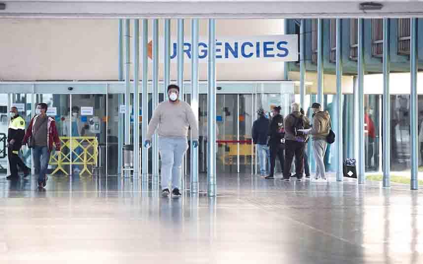 Continúan bajando las muertes por coronavirus en Catalunya