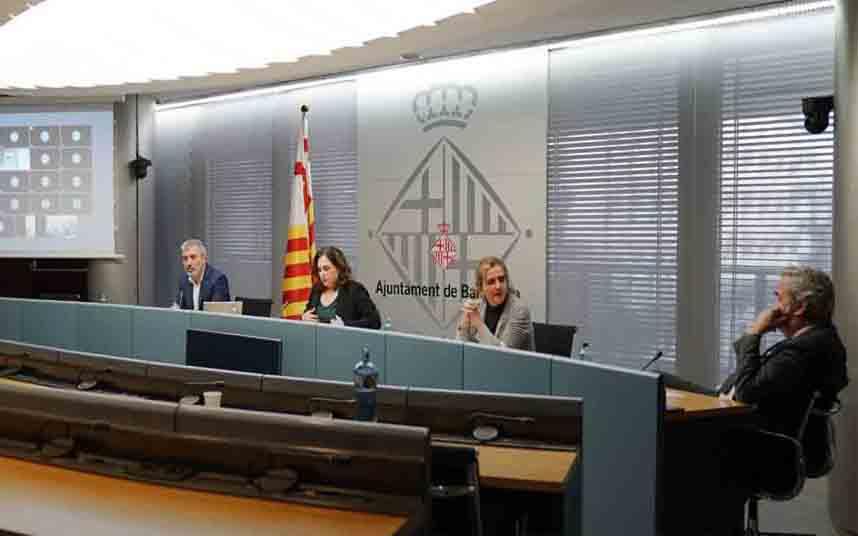 Declaración institucional del Pleno del Ayuntamiento de Barcelona sobre el Covid-19