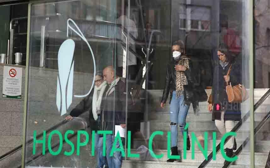 Actualidad: Los casos del coronavirus en Catalunya