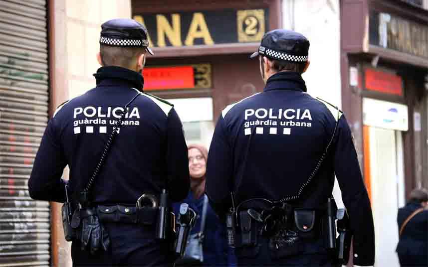 Muere por coronavirus un agente de la Guàrdia Urbana de Barcelona de 50 años
