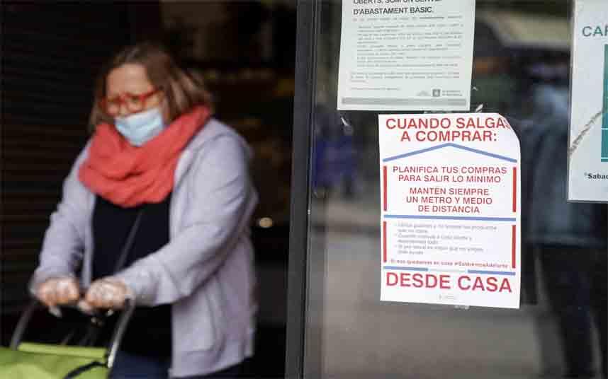 Plan de choque en los barrios de Barcelona más afectados por el coronavirus