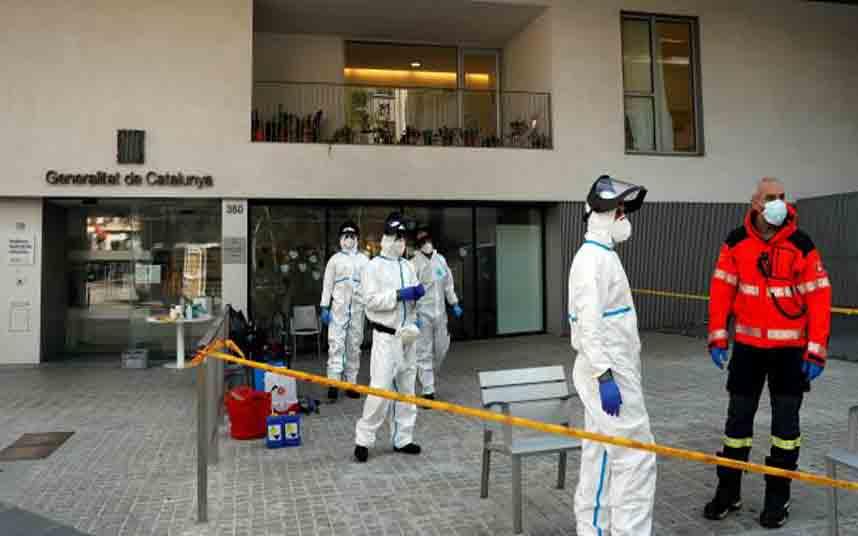 Repuntan los casos de coronavirus en Catalunya