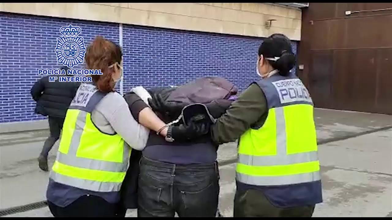 Detenido en Barcelona un fugitivo ucraniano reclamado en su país