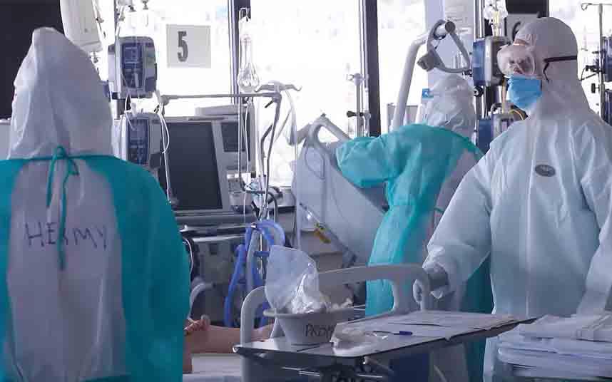 201 nuevos contagios y 33 muertos por coronavirus en 24 horas en Catalunya