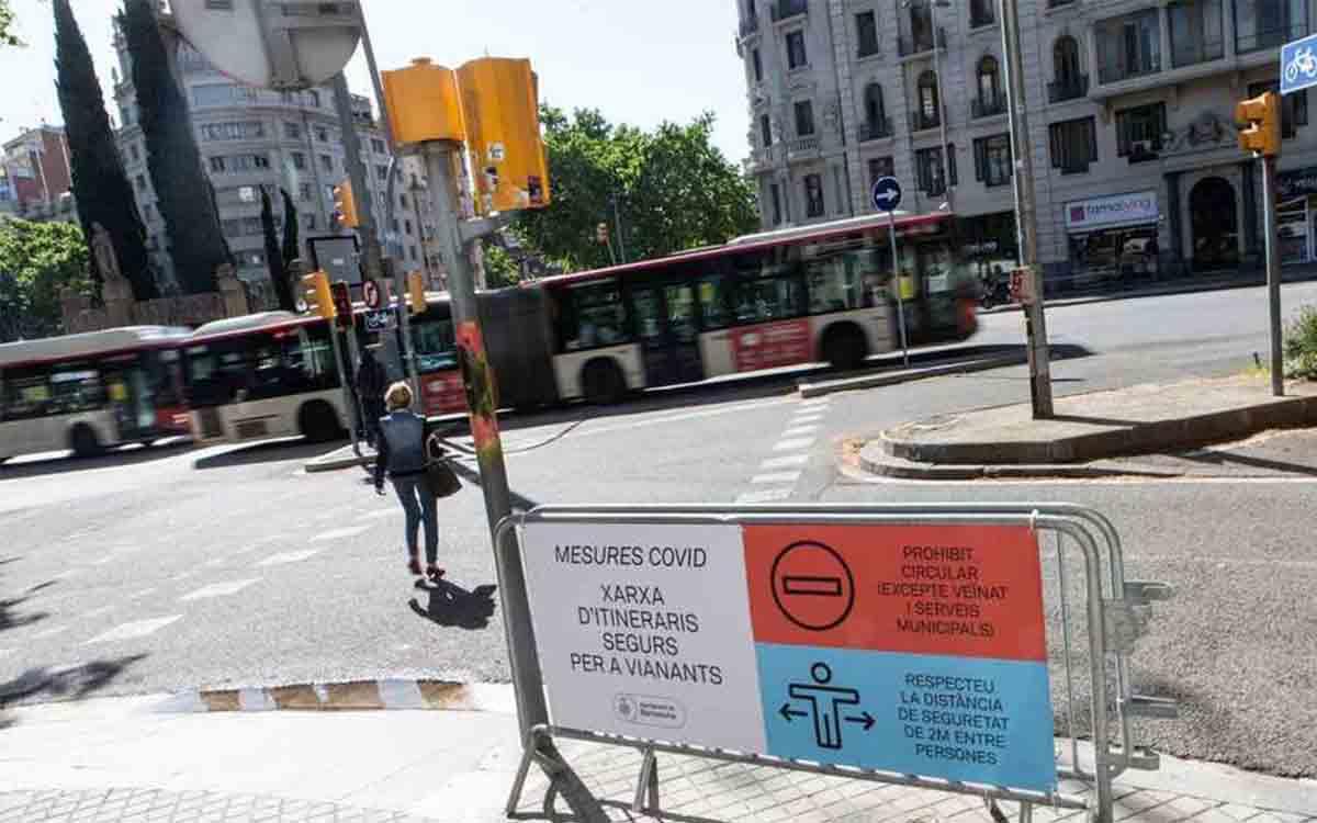 Ayuntamiento y Generalitat proponen que Barcelona pase a la fase 1 el 25 de mayo