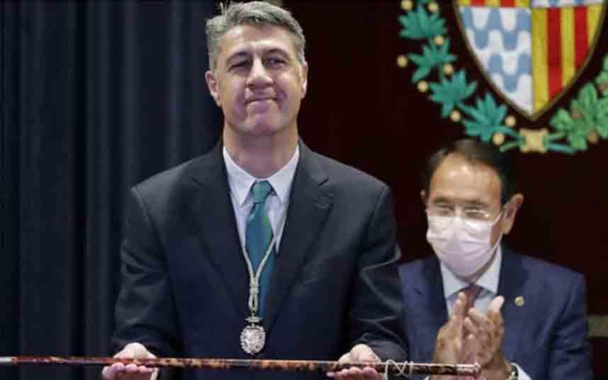 García Albiol vuelve a ser alcalde de Badalona porque PSC y Guanyem no se ponen de acuerdo