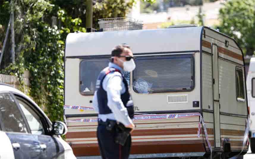 Prisión para el detenido por los asesinatos de los sin techo en Barcelona