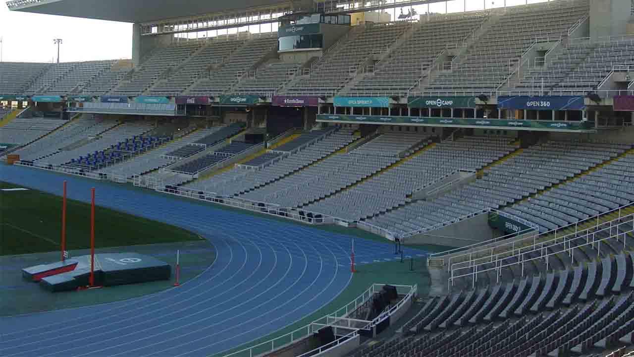 Barcelona avanza en la recuperación de la práctica deportiva con la llegada de la Fase 2