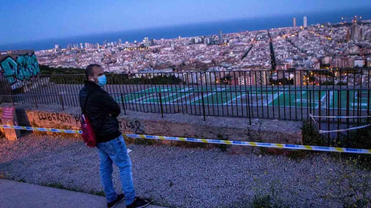 Barcelona y el área metropolitana permiten desde hoy desplazarse entre municipios