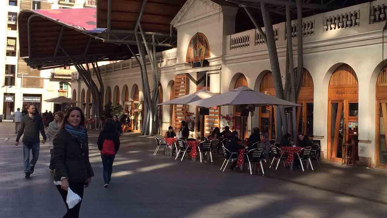 Cómo quedará el mercado de Santa Caterina por el cierre de Via Laietana
