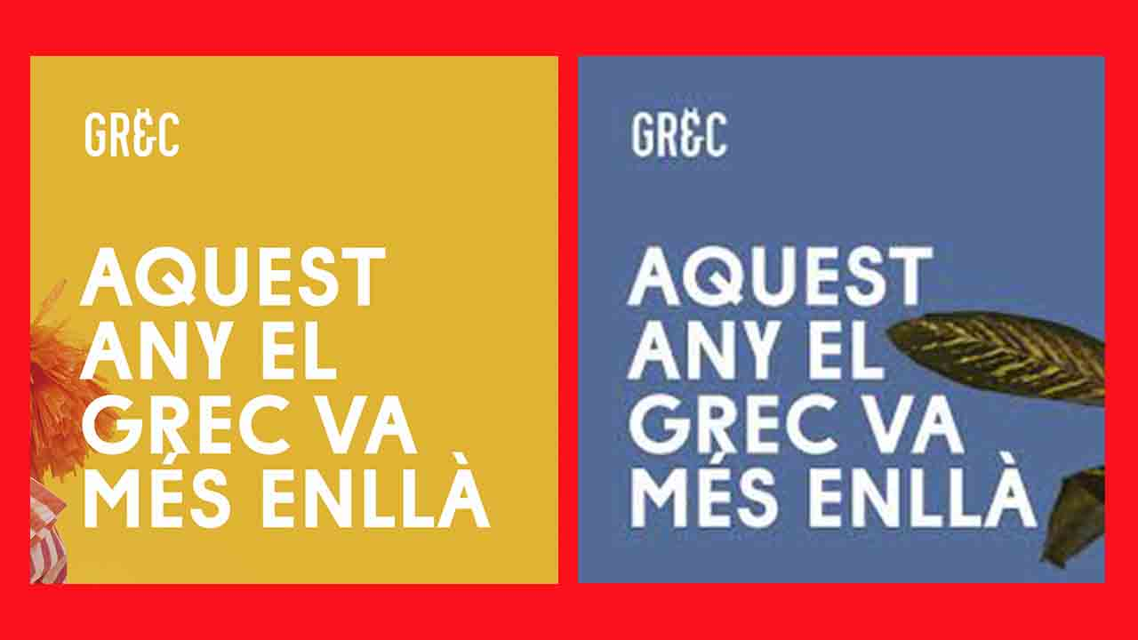 Festival Grec 2020: reinvención, resistencia, creación