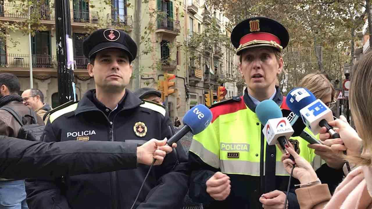 La Guárdia Urbana de Barcelona se incorpora a los atestados telemáticos de los Mossos