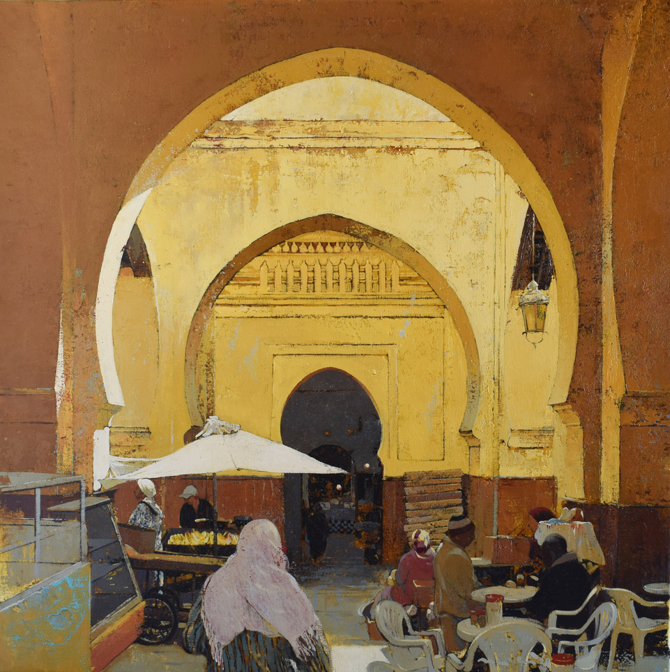 La Sala Parés expone obra hecha durante el confinamiento