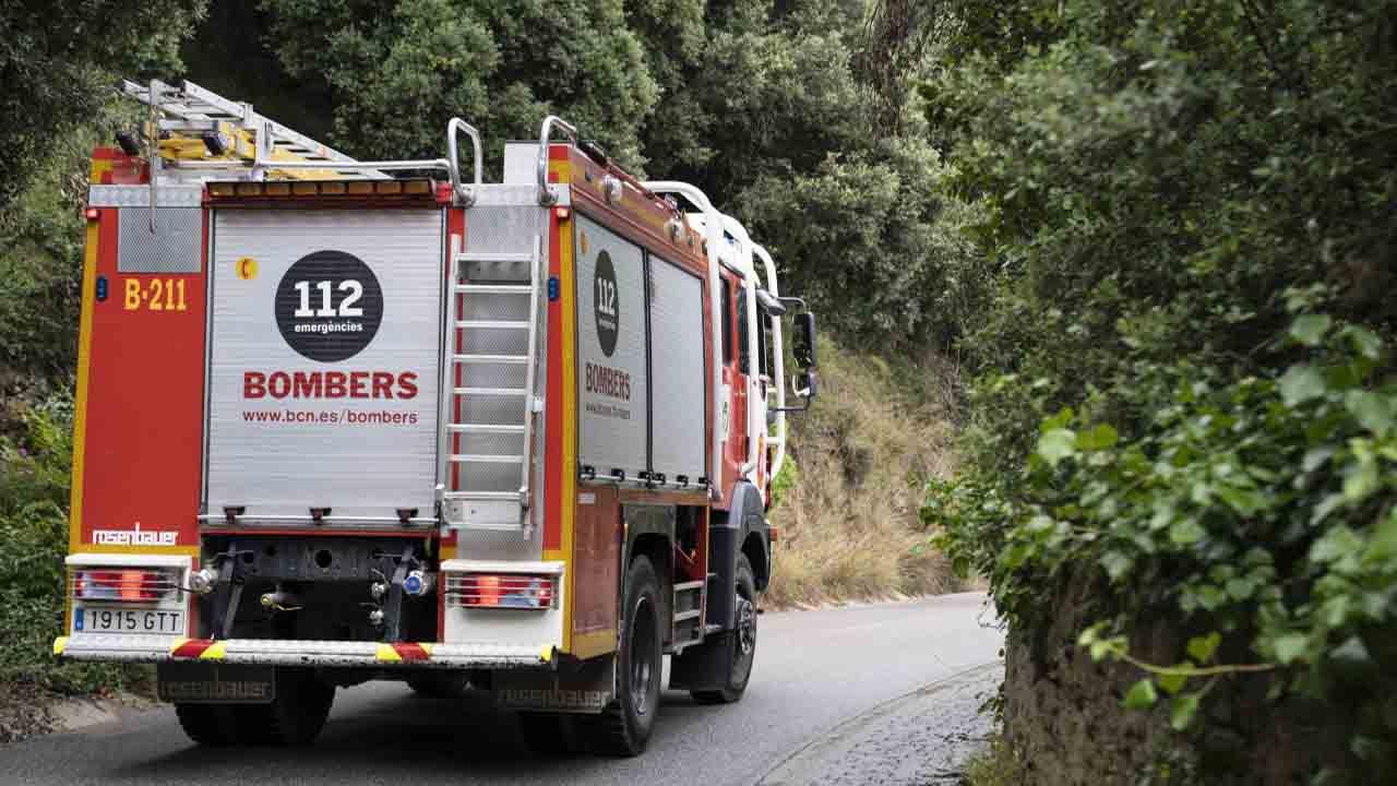 Los Bomberos de Barcelona ya están preparados para la campaña forestal de este año