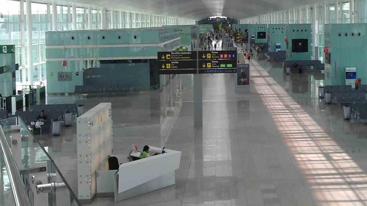 Vueling operará 71 rutas desde Barcelona en junio y julio