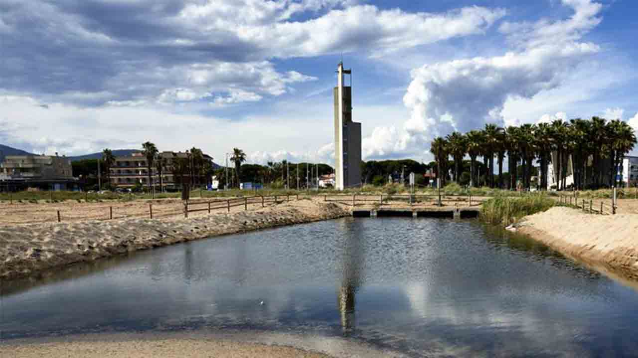 Vuelven las aguas negras a Castelldefels al inicio de la fase 2