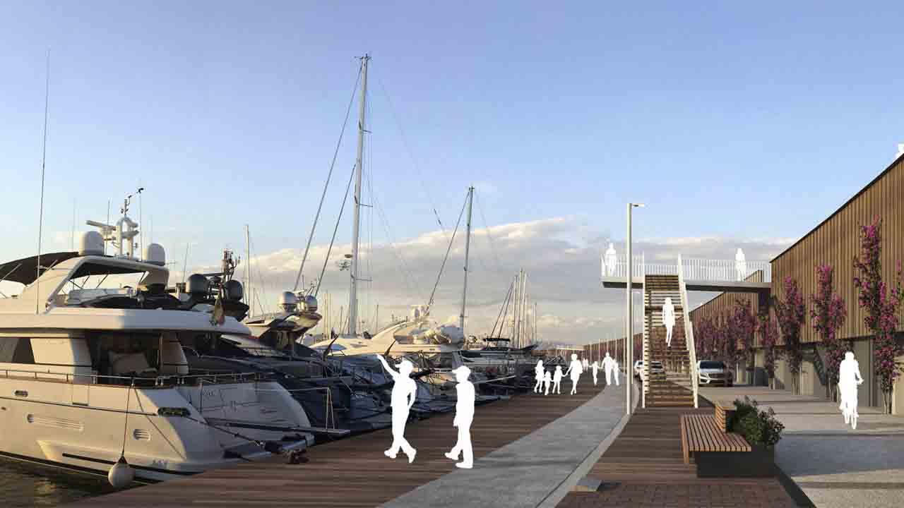 El Puerto Olímpico de Barcelona avanza en la transformación hacia el nuevo modelo