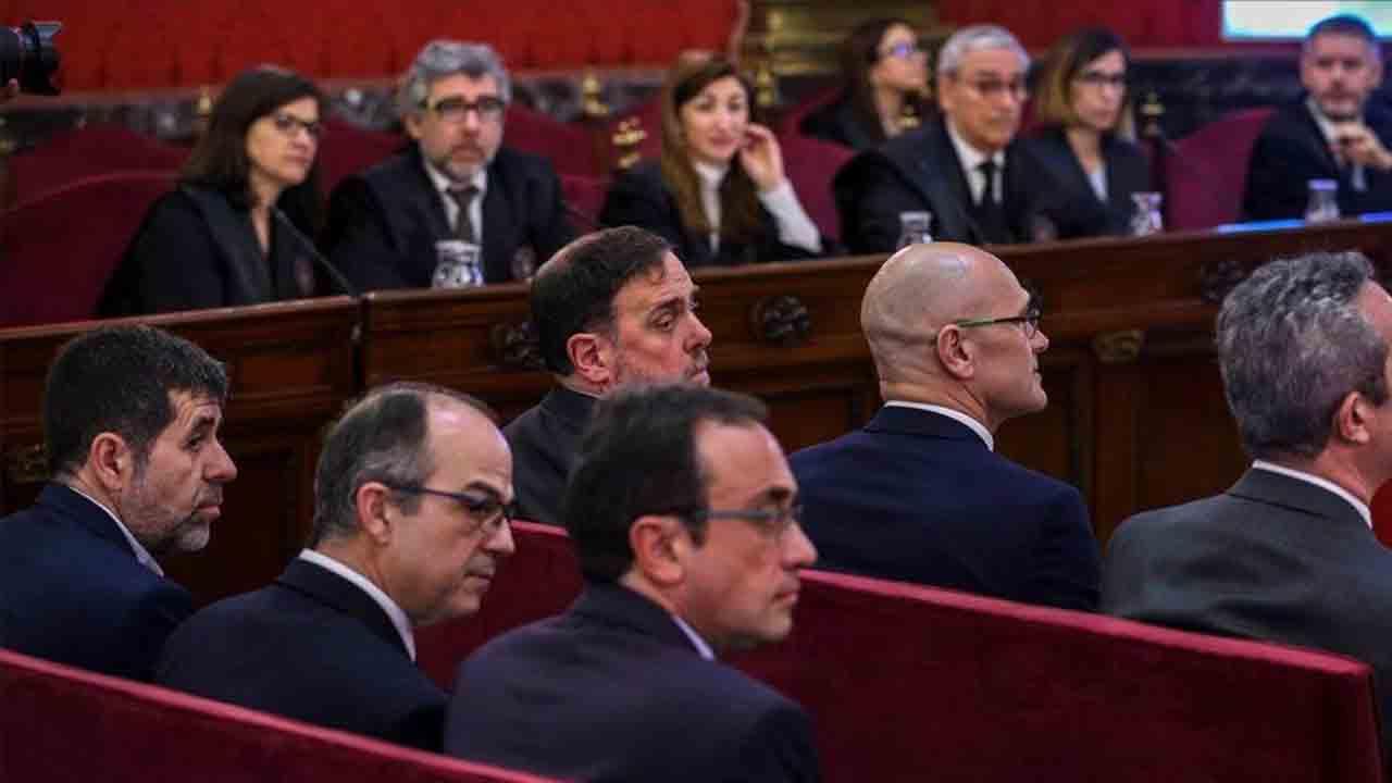 La Generalitat ratifica el tercer grado de los presos independentistas