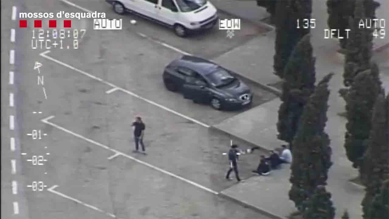 Los Mossos despliegan un dispositivo para prevenir los robos en las autopistas
