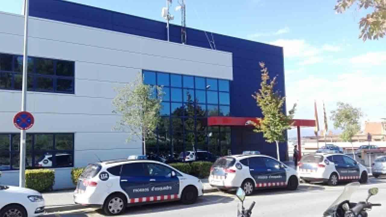 Detenido un joven acusado del atropello de un hombre en Cerdanyola del Vallès