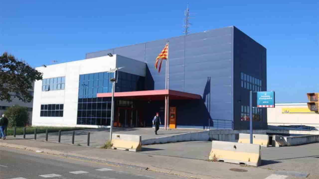 Detenidos cuatro jóvenes en Barcelona por un robo violento