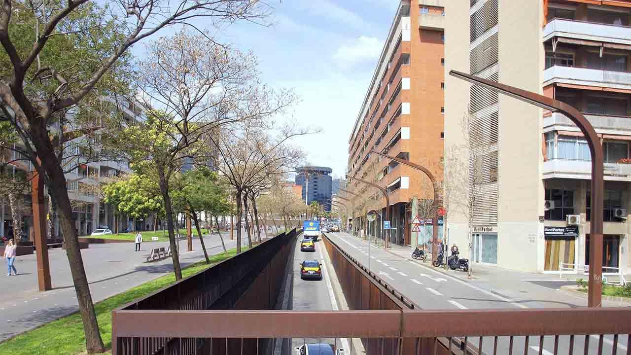 Afectaciones a la movilidad en Barcelona por las mejoras en la pavimentación