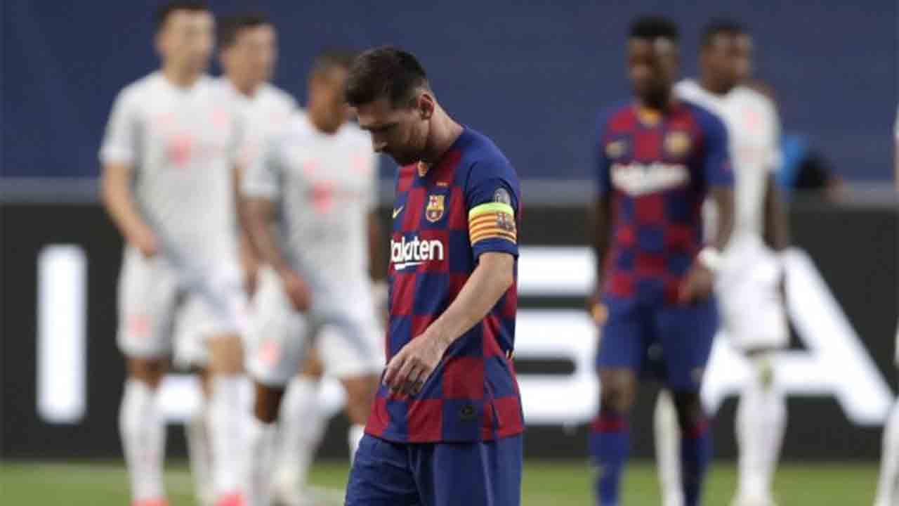 Sin palabras: Barça, 2 - Bayern de Múnich, 8