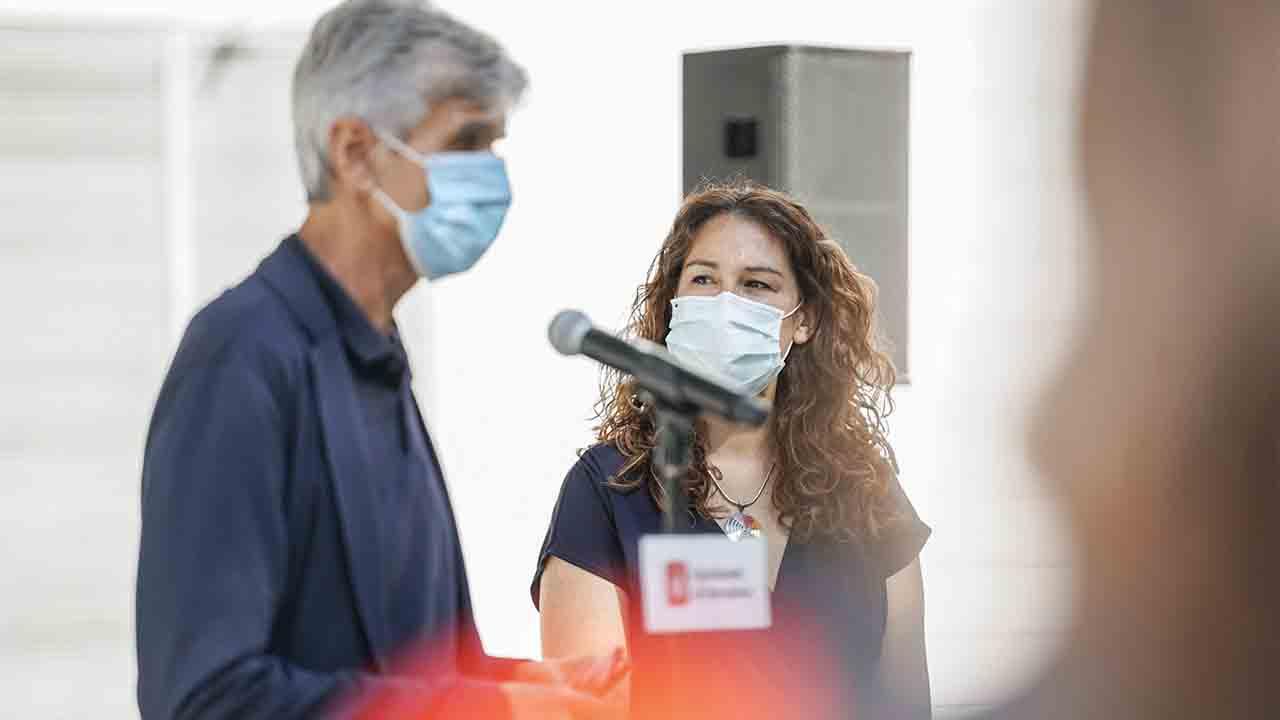 Comienzan las pruebas masivas de PCR en el barrio de Torre Baró en Barcelona