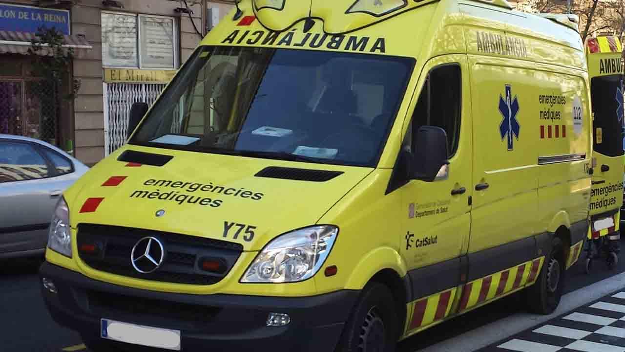 Muere un hombre mientras trabajaba en una empresa de reciclaje en Castellbisbal