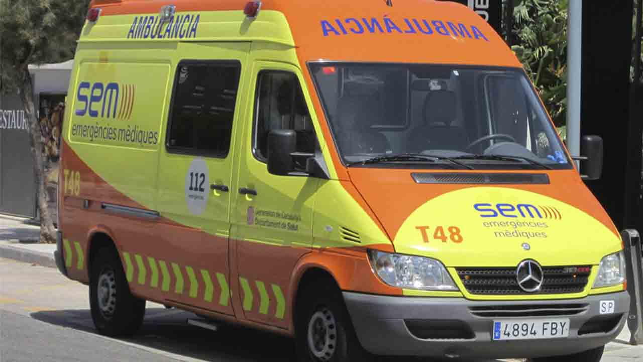Muere un trabajador de una construcción en el distrito de Sarrià-Sant Gervasi