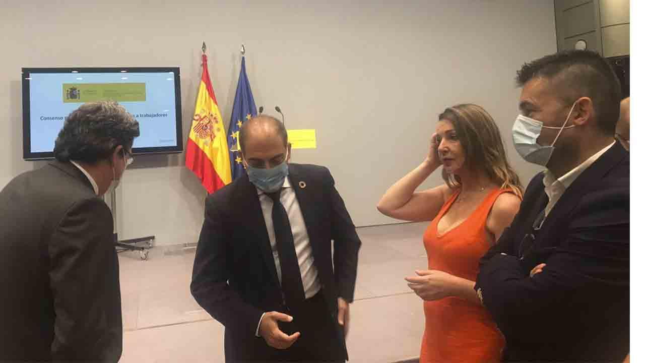 UATAE se desmarca de la propuesta del Gobierno sobre las ayudas a los autónomos