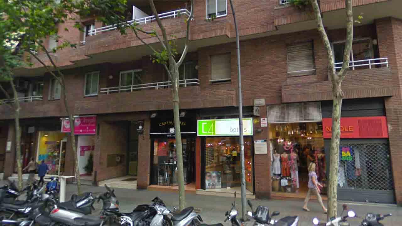 Una pelea en el barrio del Putxet de Barcelona deja varios heridos por arma blanca