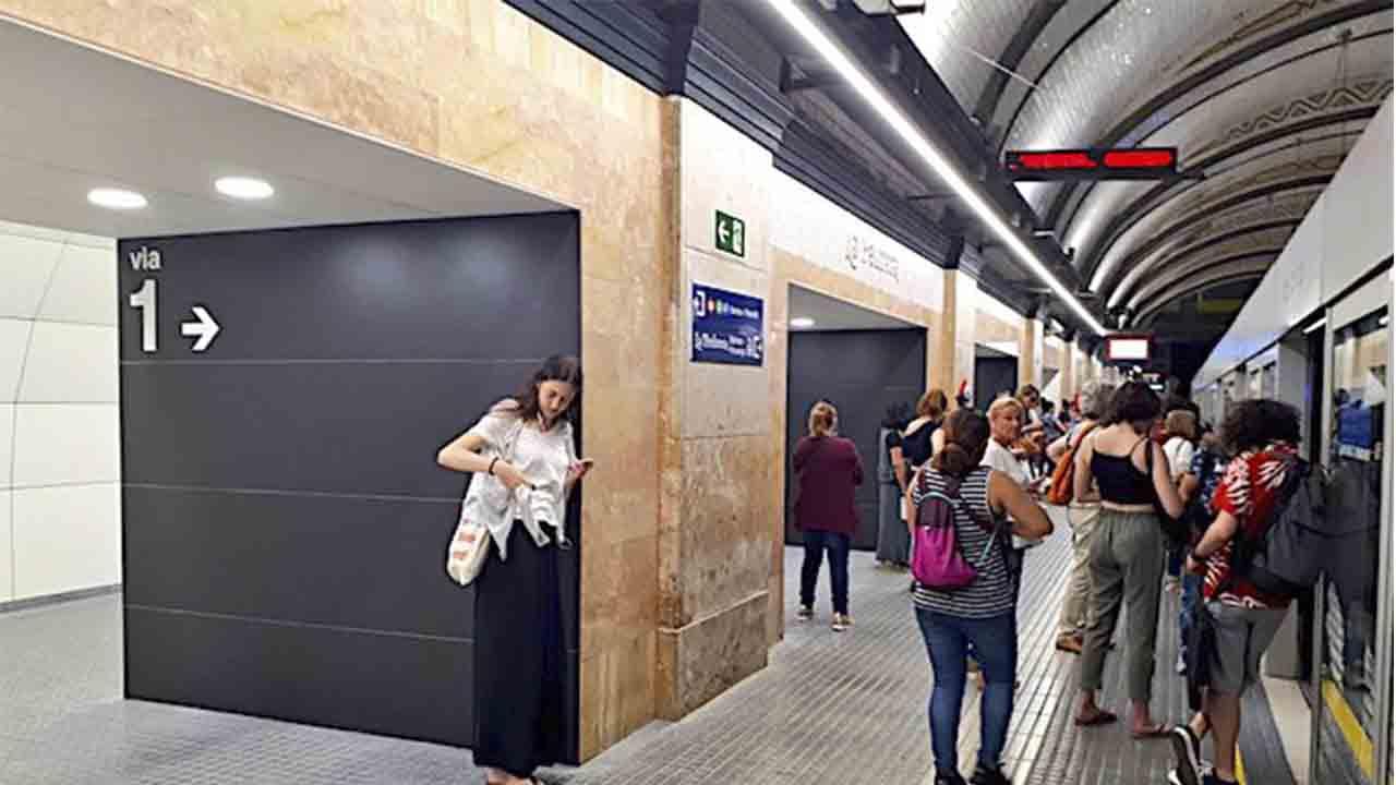 Agresión homófoba en la estación de tren de Provença en Barcelona